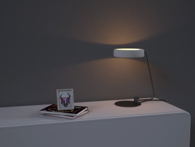Ghetto Concrete Table Lamp Ghetto T