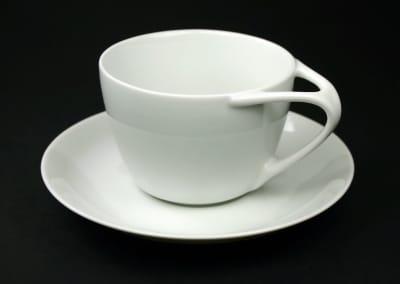 Good Morning Tea Cup and Saucer
