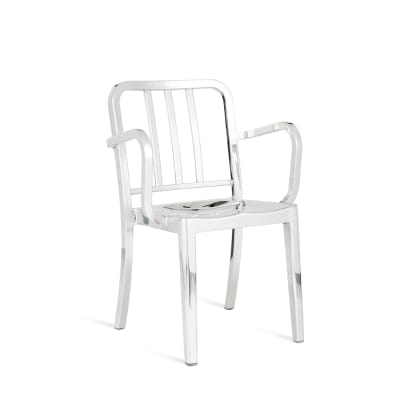 Heritage Stacking Armchair Hand Polished