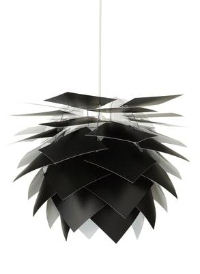 Illumin Black Pendant Light H35 Ø35