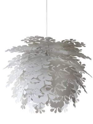 Illumin Flower Power Pendant Light White