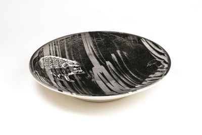 Ink'd Serving Bowl  Ink'd Serving Bowl