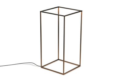 Ipnos Floor Lamp Burnished Brass
