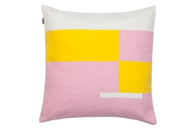 Jama-khan Cushion Pink, Square