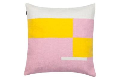 Jama-khan Cushion Pink, Square