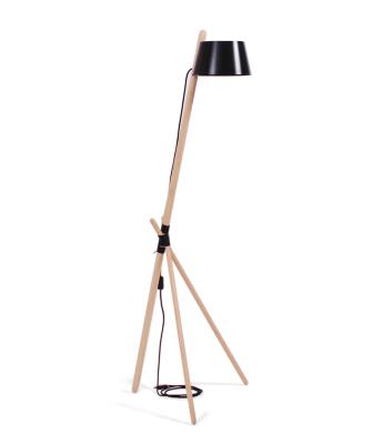 Ka M - Floor Lamp Black