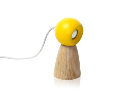 Kimo Table Lamp Yellow