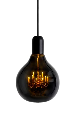 King Edison Pendant Light King Edison Ghost Pendant Lamp