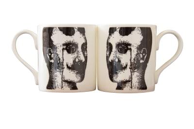 Kit Prussian Head Mug