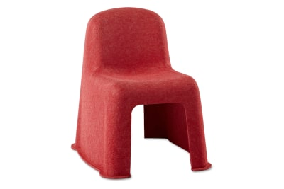 Little Nobody Chair Red