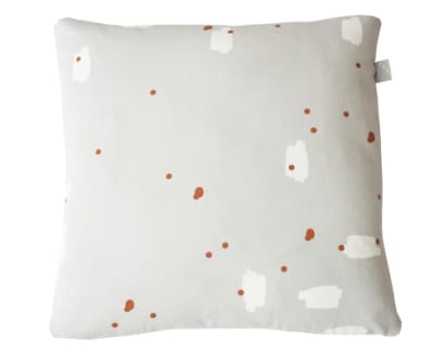 Lommer Cushion Cover Grey