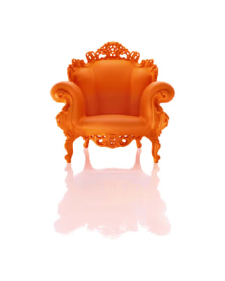 Magis Proust Armchair Matt Orange