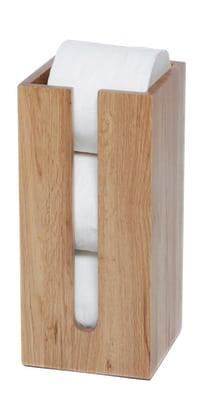 Mezza Roll Box Natural Oak