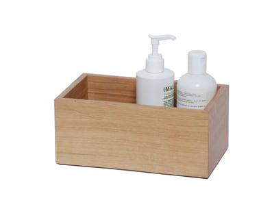 Mezza Storage Box Natural Oak
