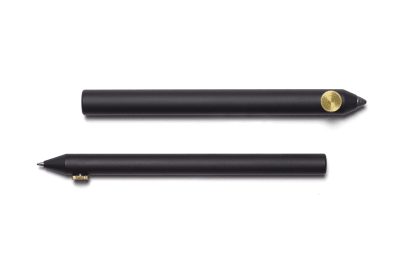 Neri Pen and Mechanical Pencil Set Black