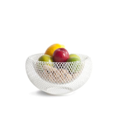 Nest Bowl 20cm White