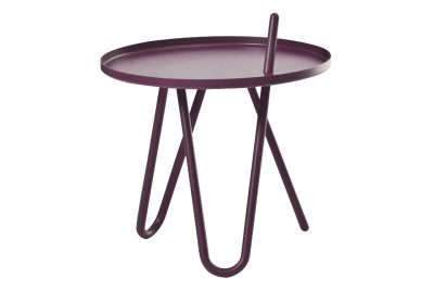 Oasis Side Table Oxidored