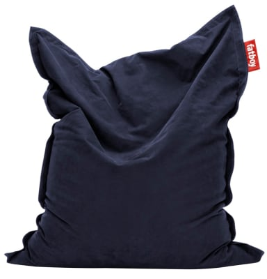Original Stonewashed Bean Bag Dark Blue