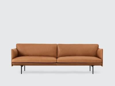 Outline Sofa - 3 Seater Clara 2 983