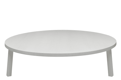 PA05 Leila Coffee Table Oiled Walnut, Medium