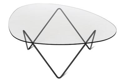 Pedrera Coffee Table Frame Matt Black