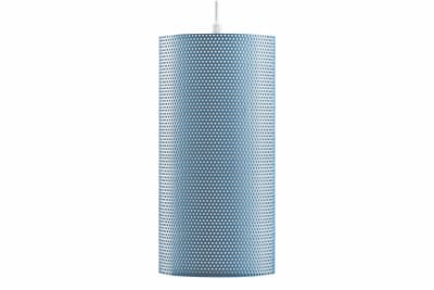 Pedrera H2O Pendant Light Gubi Metal Blue