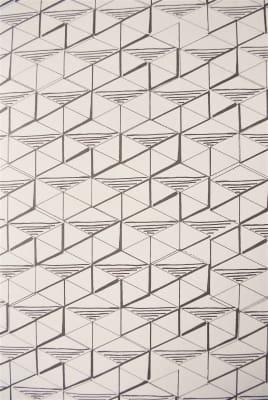 Pigeon Coop Wallpaper Ivory