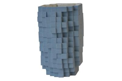 Pixel Vase Number 0206, Small
