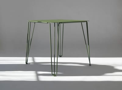 Rambla Dining Table Olive Green