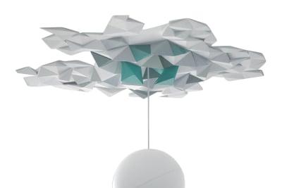 Rhombus Ceiling Tiles