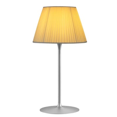 Romeo T Table Lamp T1, Soft, Fabric, Small