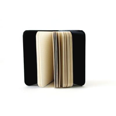 Rumble Notebook Black