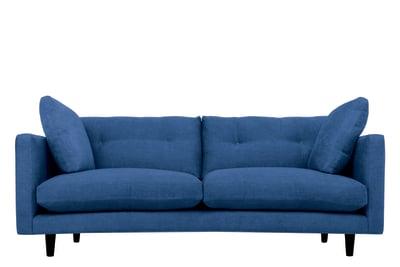 Salone 3 Seater Sofa Navy