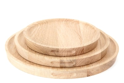 Serving Boards Round, Set of 3