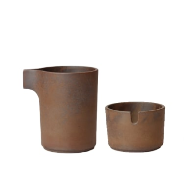 Silt Small Jug and Bowl