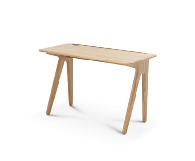 Slab Desk Natural Oak