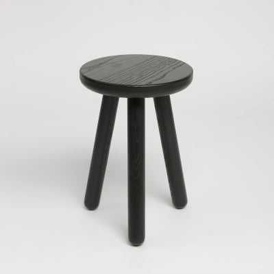 Stool One Black