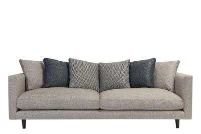 Studio 4 Seater Sofa Beige