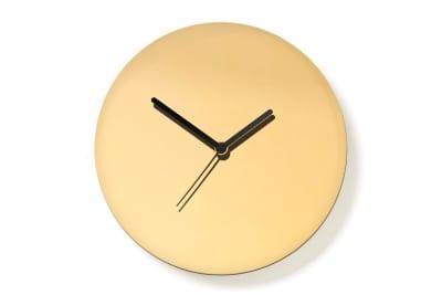 Sun Clock Brass