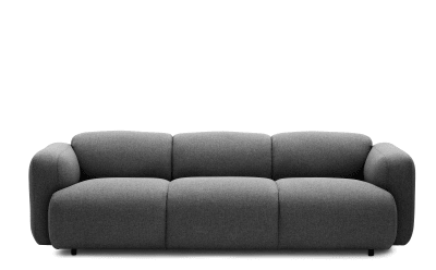Swell 3 Seater Sofa Medley 60003