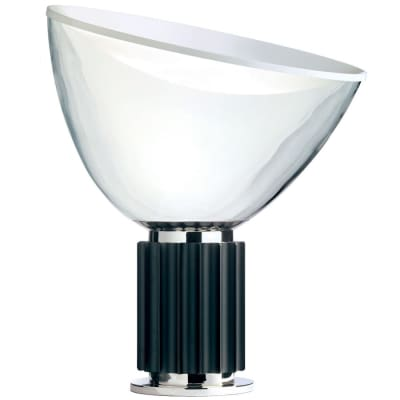 Taccia Small Table Lamp Black