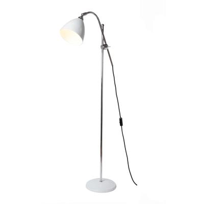Task Floor Lamp White