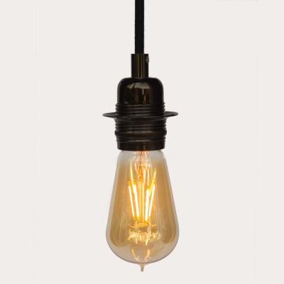 Teardrop Medium LED Light Bulb