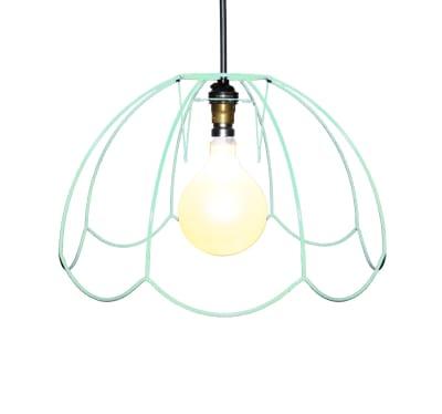 Tiffany Skeleton Lampshades Set Mint