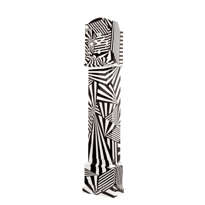 Time Totem Standing Clock Dazzle