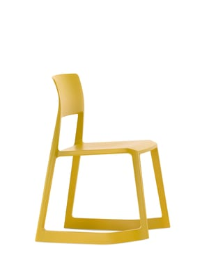 Tip Ton Chair 34 Mustard