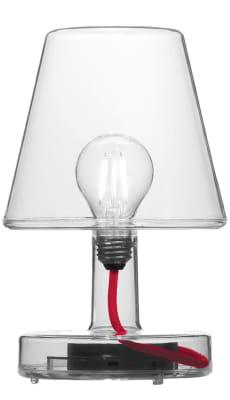 Transloetje Table Lamp Transparent