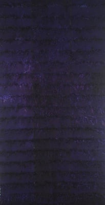 Tulu Vintage Patchwork  Purple, Large
