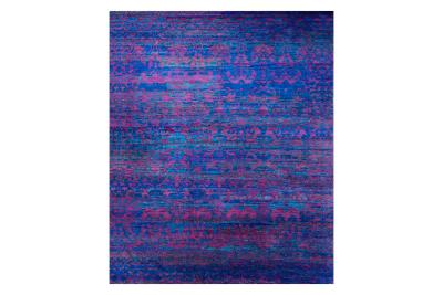 Twisted Classic Sari Silk Rug 276cm × 229cm
