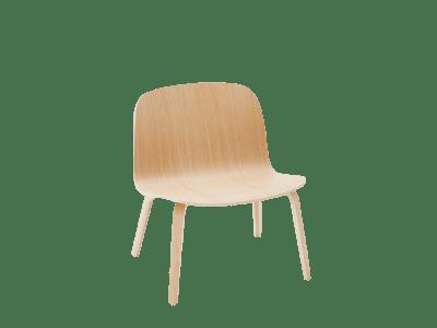 Visu Lounge Chair Oak